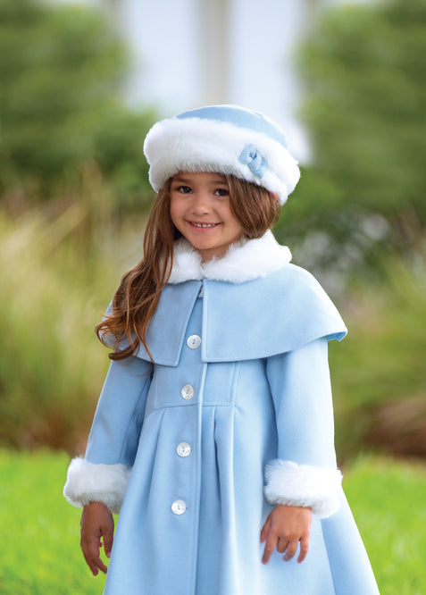 Exquisite Coat & Hat by Sarah Louise