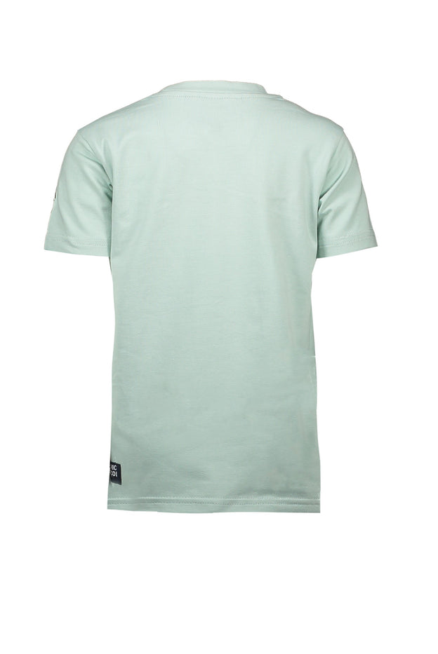 Jade Green GARCON T-shirt by Le Chic