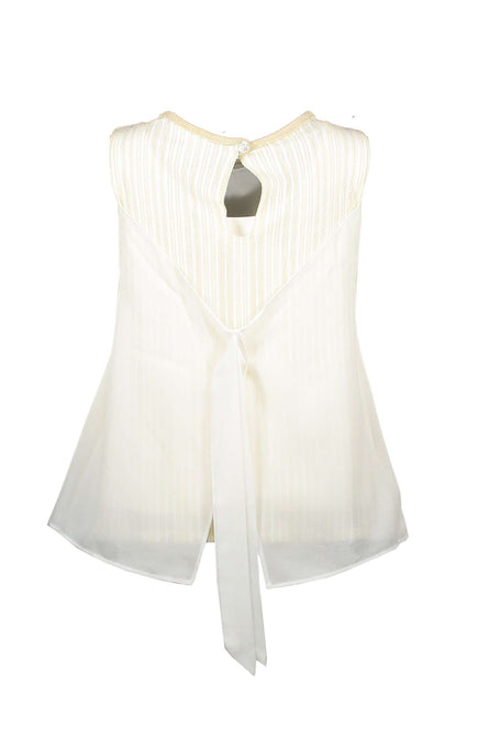 2 Layered Voile Top by Le Chic
