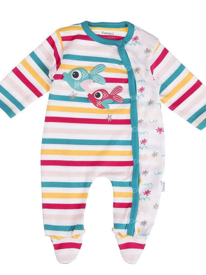 All in one Fish & Sea Suit by Babybol