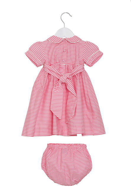 "Baby Hand Smocked ""Lucy"" Dress By Little Larks"