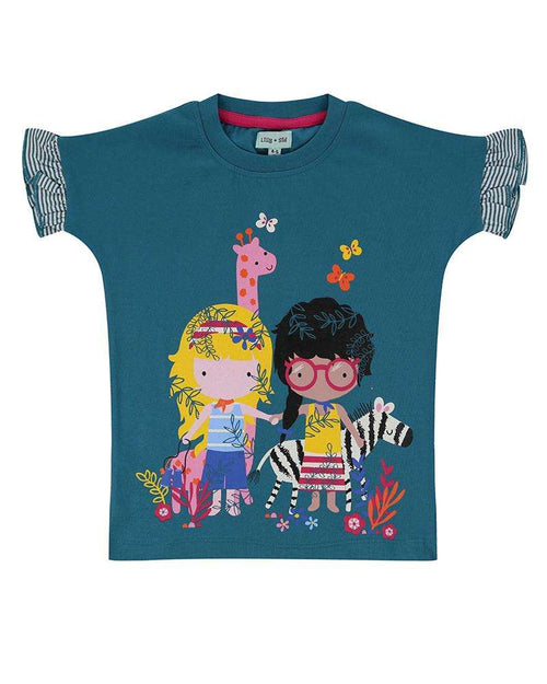 Best Explorer Friends Top by Lilly & Sid