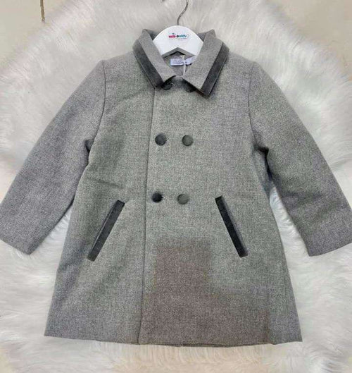 Boys Grey Coat by Patachou