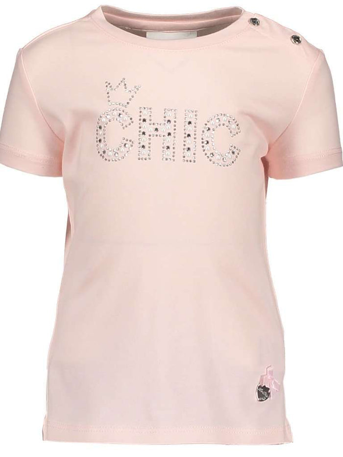 CHIC T-Shirt by Le Chic (Pink)