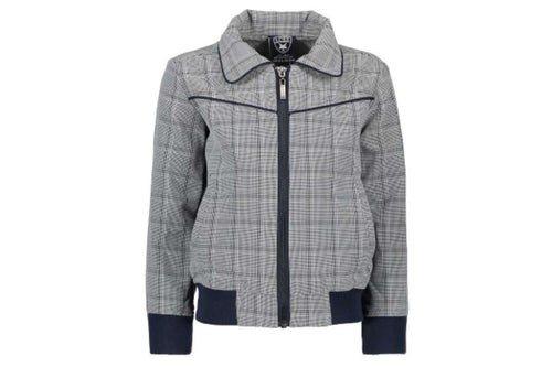 Classic Check Bomber by LCEE