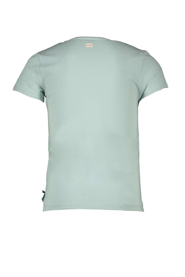 MAGNIFIQUE top in Jade by Le Chic