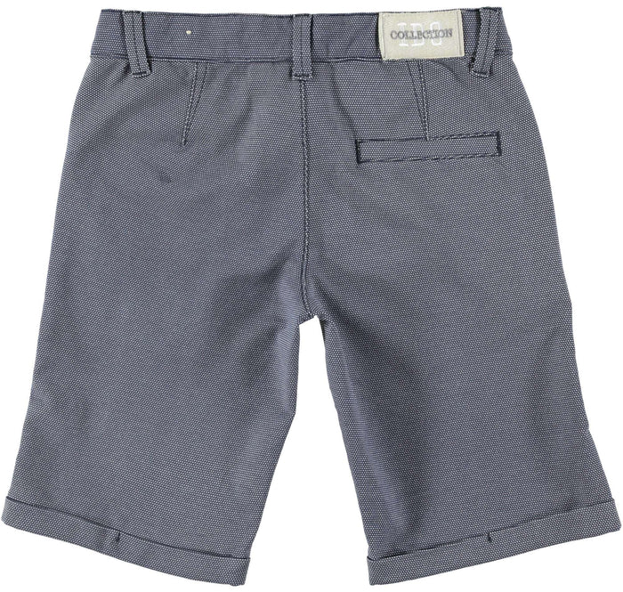 Navy Shorts by IDO