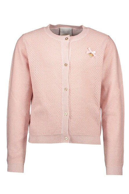 Pink Summer Cardigan by Le Chic