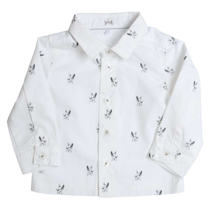 The Dog Print Shirt by GYMP