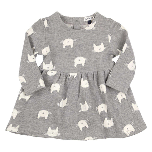The Grey Cat Dress by GYMP