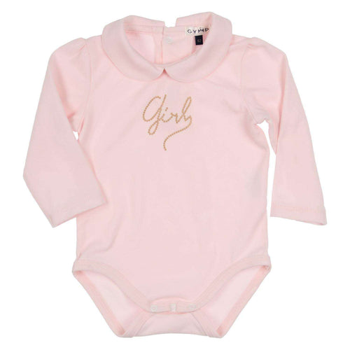 The Light Pink Romper by GYMP