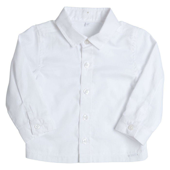 The White Dress Shirt by GYMP