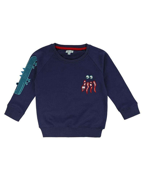 Zoo Friends Sweatshirt by Lilly & Sid