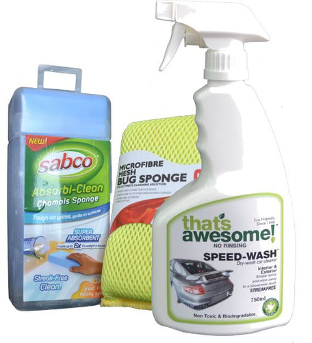 Speed Wash Kit