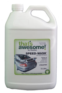 Speed Wash