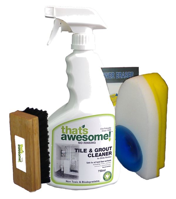 Tile  & Grout Cleaning Kit