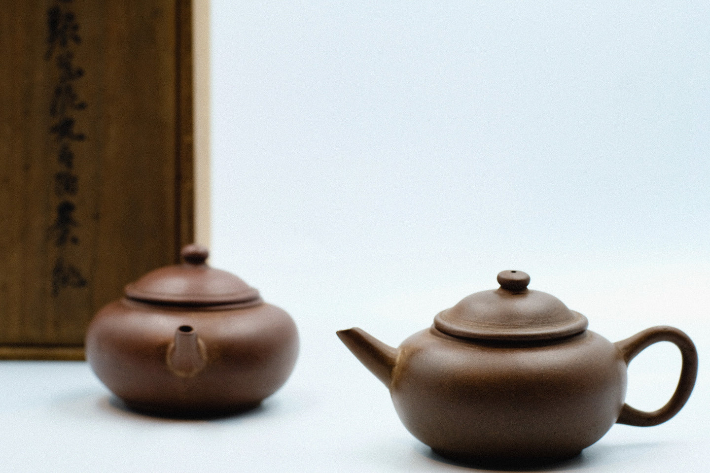 Antique Ming and Qing Dynasty Yixing Teapot