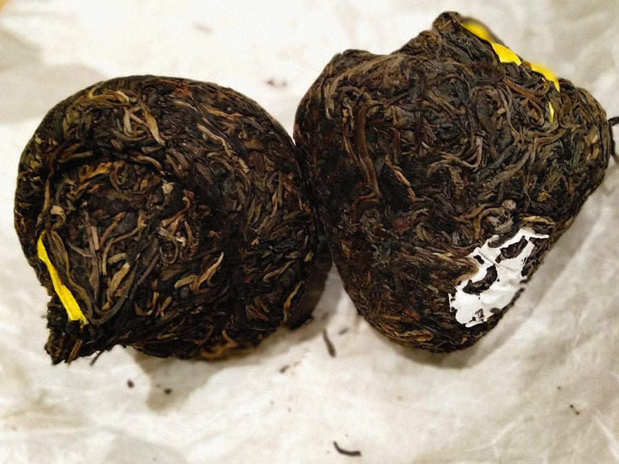 1990's Sheng Tuocha | Chanting Pines | Simply the finest Chinese Tea & Teaware