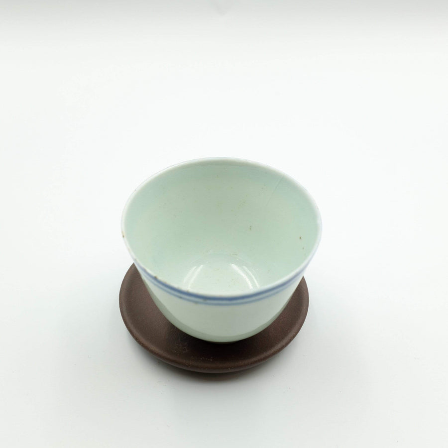 Blue Line Cup (Late Qing Dynasty) - Large - 1st Grade | Chanting Pines | Simply the finest Chinese Tea & Teaware
