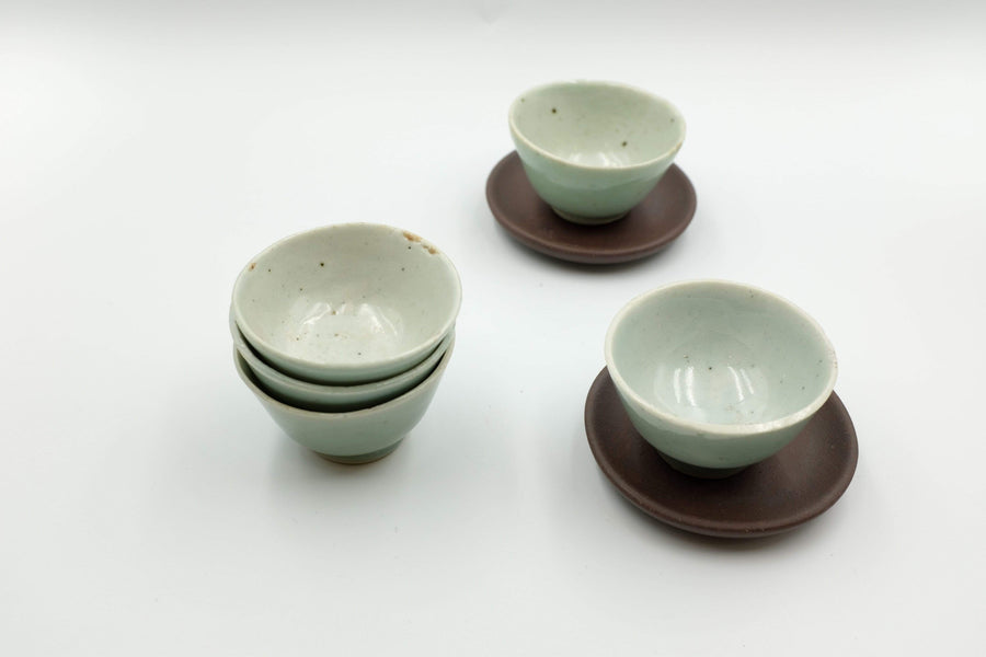 Celadon Cup (Mid-Qing Dynasty) - 1st Grade | Chanting Pines | Simply the finest Chinese Tea & Teaware