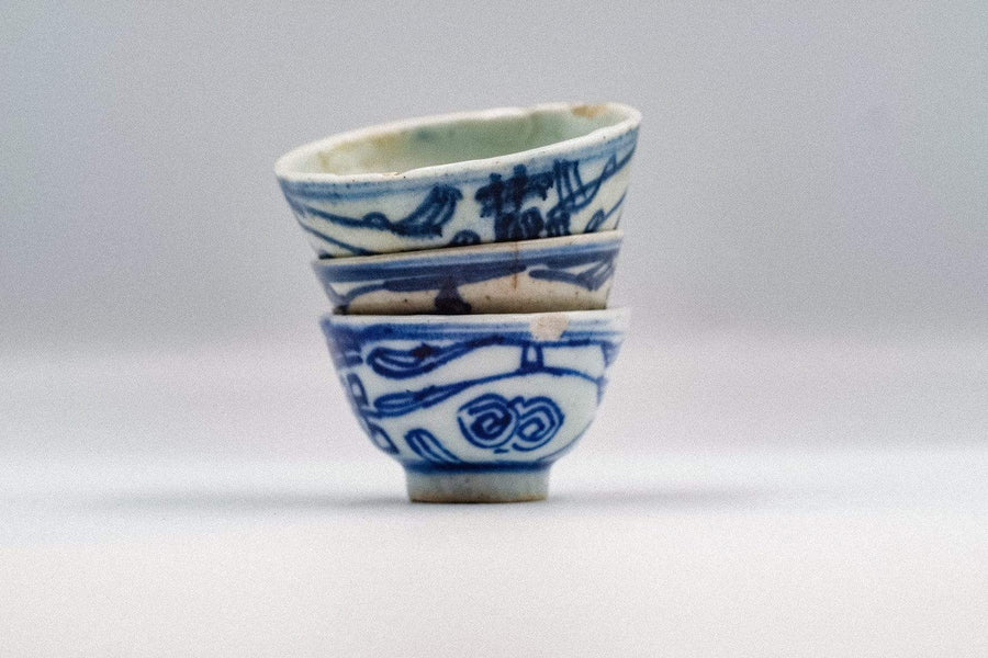 Double Happiness Cup (Mid-Qing Dynasty) - 2nd Grade | Chanting Pines | Simply the finest Chinese Tea & Teaware