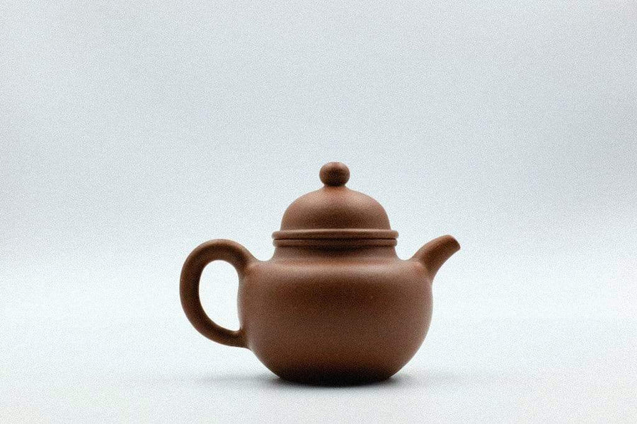 DUO QIU TEAPOT - 105ML - DIAMOND GRADE | Chanting Pines | Simply the finest Chinese Tea & Teaware