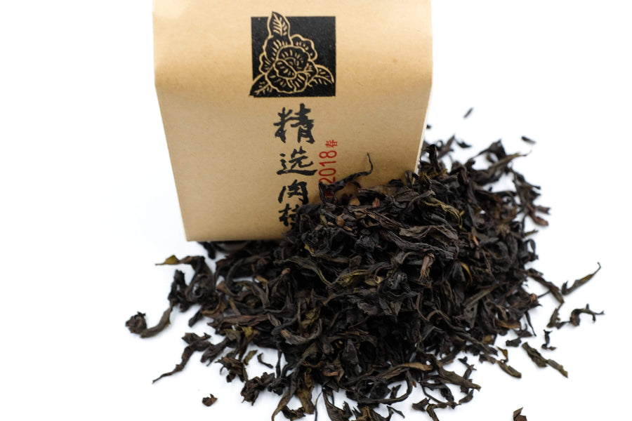 Half-Handmade Shui Xian | Chanting Pines | Simply the finest Chinese Tea & Teaware