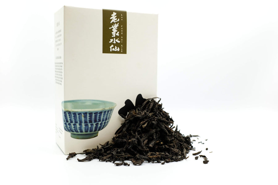 Handmade Lao Cong Shui Xian | Chanting Pines | Simply the finest Chinese Tea & Teaware