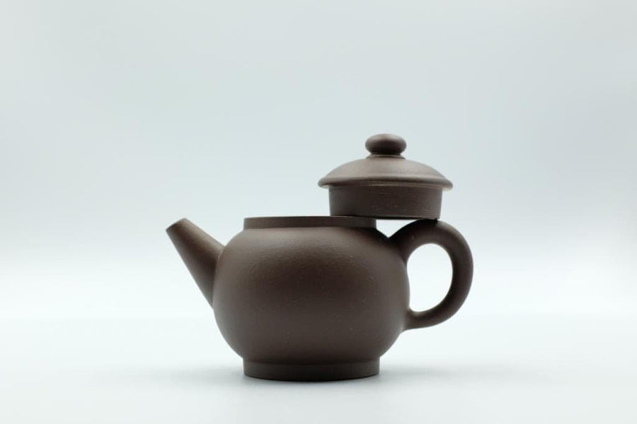 Ju Lun Zhu Pot - 120ml - Bronze Grade | Chanting Pines | Simply the finest Chinese Tea & Teaware