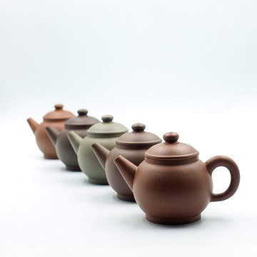 Ju Lun Zhu Set - 130ml - All grades | Chanting Pines | Simply the finest Chinese Tea & Teaware