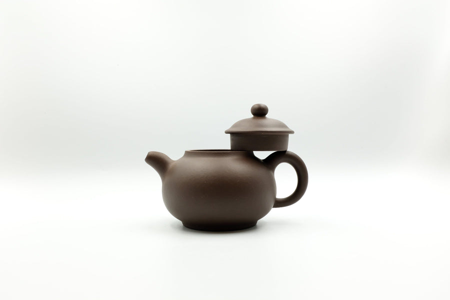 Pan Hu Teapot - 225ml - Bronze Grade | Chanting Pines | Simply the finest Chinese Tea & Teaware