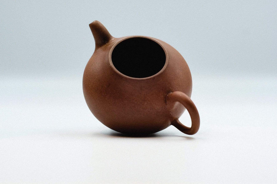 Pan Hu Teapot - Qing Dynasty | Chanting Pines | Simply the finest Chinese Tea & Teaware