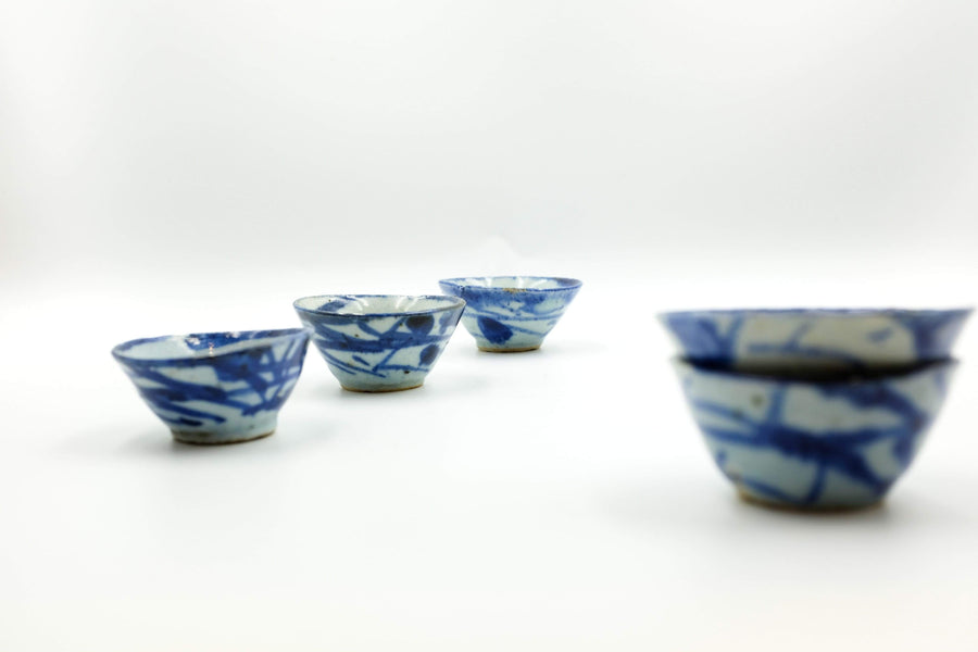 Seaweed Motif Cup (Late Ming/Early Qing Dynasty) - 1st Grade | Chanting Pines | Simply the finest Chinese Tea & Teaware
