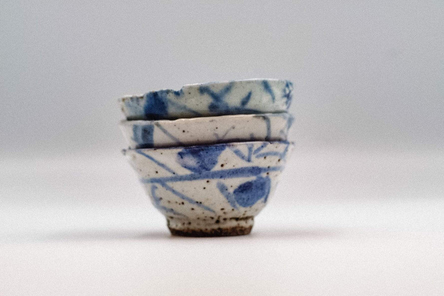 Seaweed Motif Cup (Late Ming/Early Qing Dynasty) - 2nd Grade | Chanting Pines | Simply the finest Chinese Tea & Teaware
