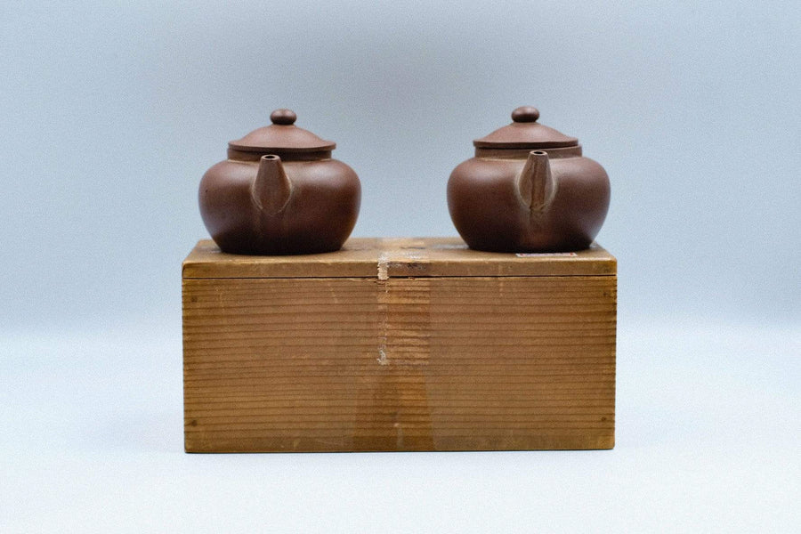 Teapot set - Qing Dynasty | Chanting Pines | Simply the finest Chinese Tea & Teaware