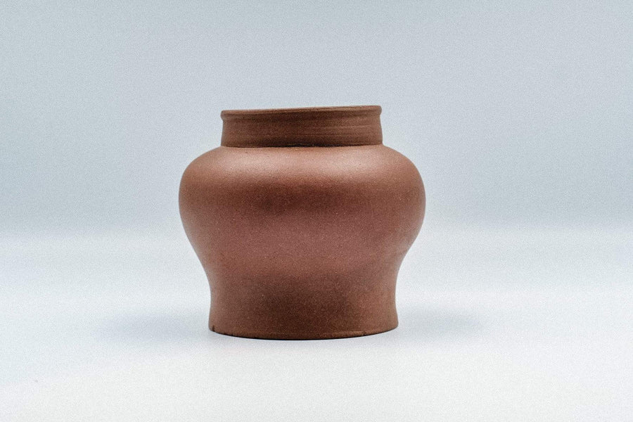 Zisha Ming Dynasty Jar | Chanting Pines | Simply the finest Chinese Tea & Teaware