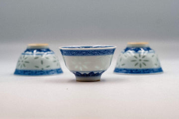 Unused Qing Dynasty Cups | Chanting Pines | Simply the finest Chinese Tea & Teaware