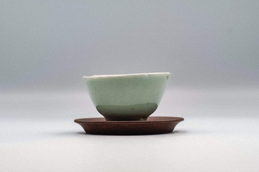 Zisha Coaster with design | Chanting Pines | Simply the finest Chinese Tea & Teaware