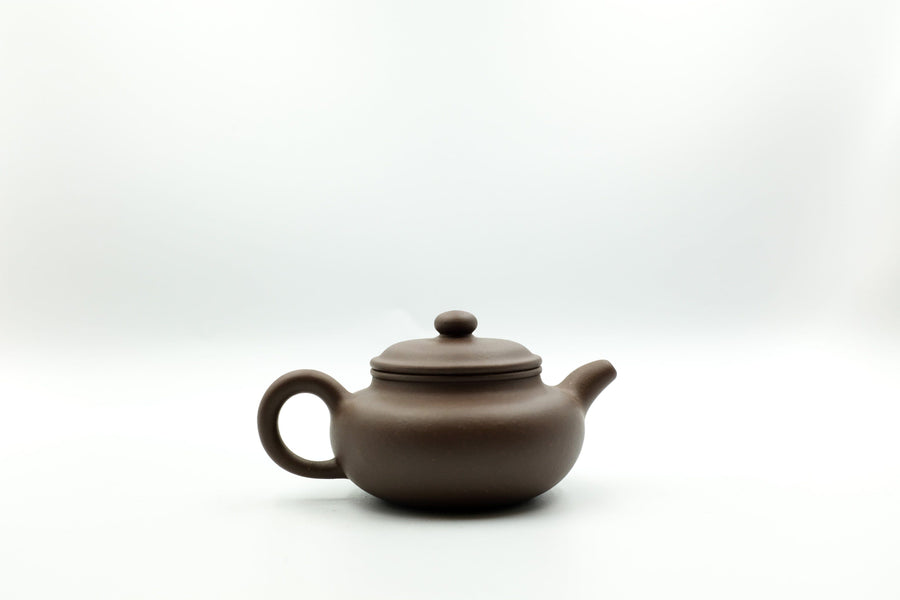 Fang Gu Teapot - 110ml - Bronze Grade | Chanting Pines | Simply the finest Chinese Tea & Teaware