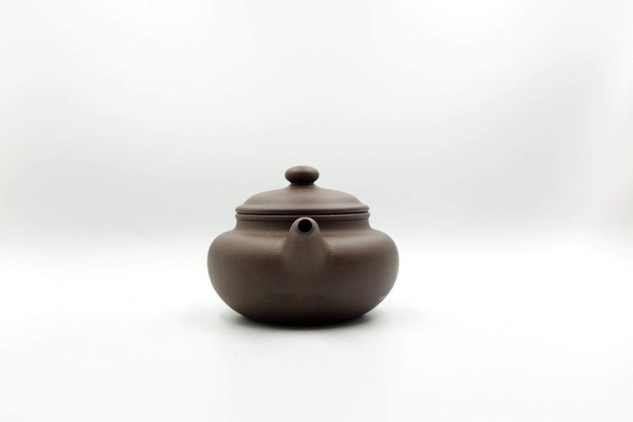 Fang Gu Teapot - 190ml - Bronze Grade | Chanting Pines | Simply the finest Chinese Tea & Teaware