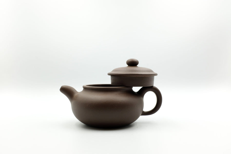 Fang Gu Teapot - 300ml - Bronze Grade | Chanting Pines | Simply the finest Chinese Tea & Teaware