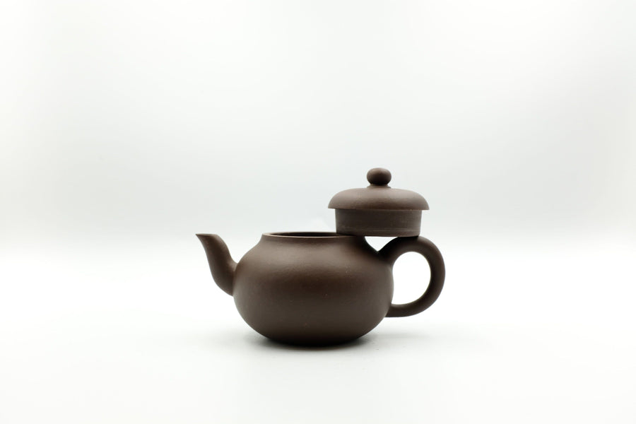 Meng Chen Li Xing Teapot - 145ml - Bronze Grade | Chanting Pines | Simply the finest Chinese Tea & Teaware