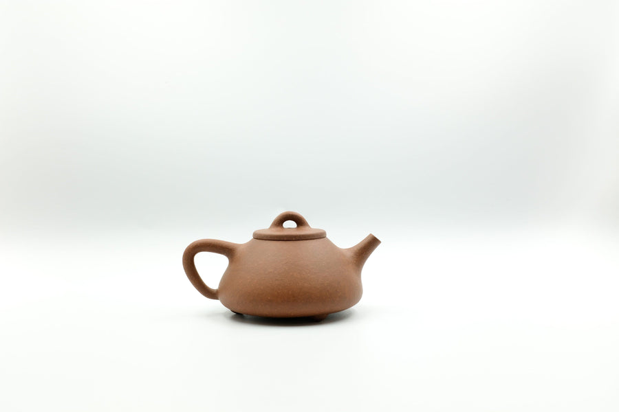Shi Piao Teapot - 125ml - Silver Grade | Chanting Pines | Simply the finest Chinese Tea & Teaware