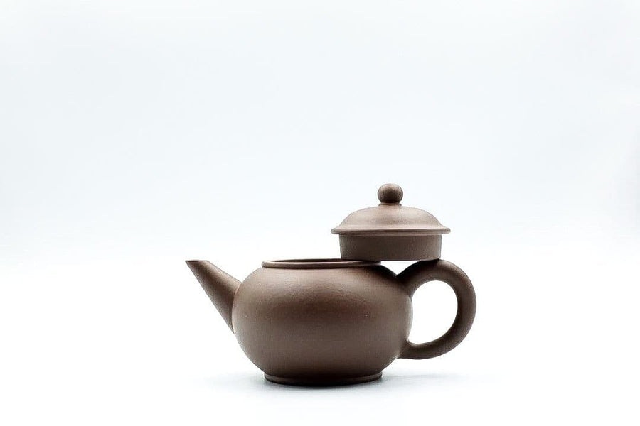 Shui Ping Teapot - 230ml - Bronze Grade | Chanting Pines | Simply the finest Chinese Tea & Teaware