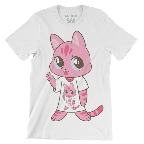 CAT SHIRT by Becky & Frank