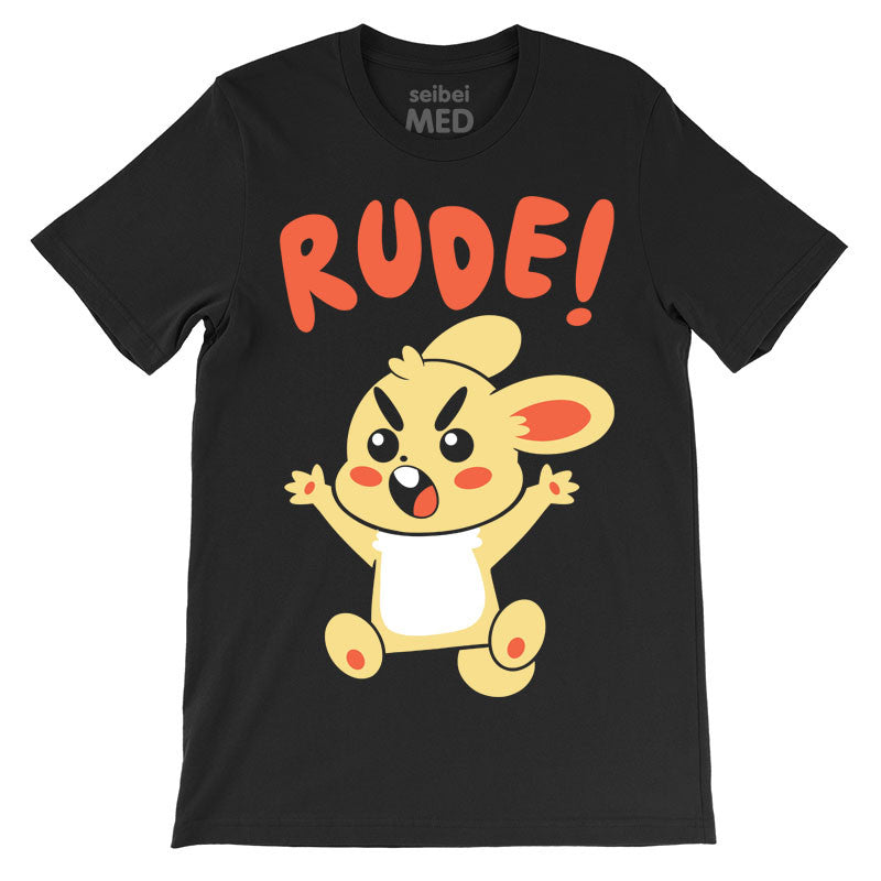 RUDE! by Becky & Frank
