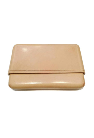 PERONI Card Case 1482E - Natural