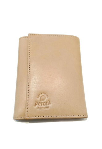 PERONI Wallet 1596 - Natural