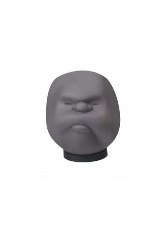 H CONCEPT Cao Maru Stress Ball - Po! Brown