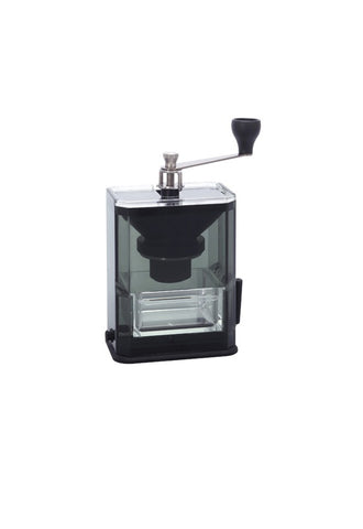 HARIO Clear Coffee Grinder MXR-2TB